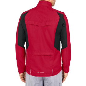 VAUDE Dundee Classic Zip-Off Jacket Herren indian red